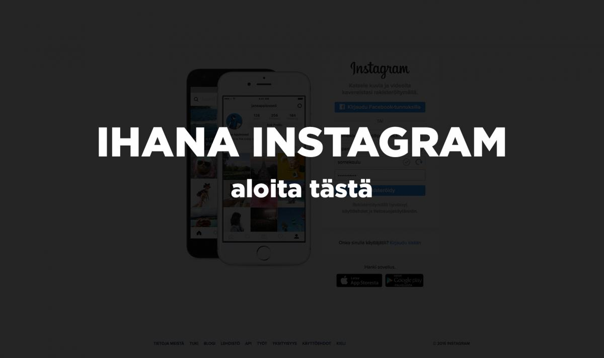 Ihana Instagram