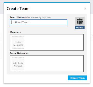 Hootsuite Teams