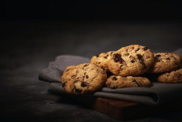 Kuvassa keksejä